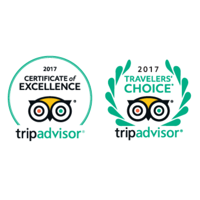 tripadvisor integration awards and recogition